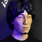 傳奇玩家商品化!Kinetiquettes「The Beast Unleashed – Daigo Umehara」梅原大吾 1/4比例雕像