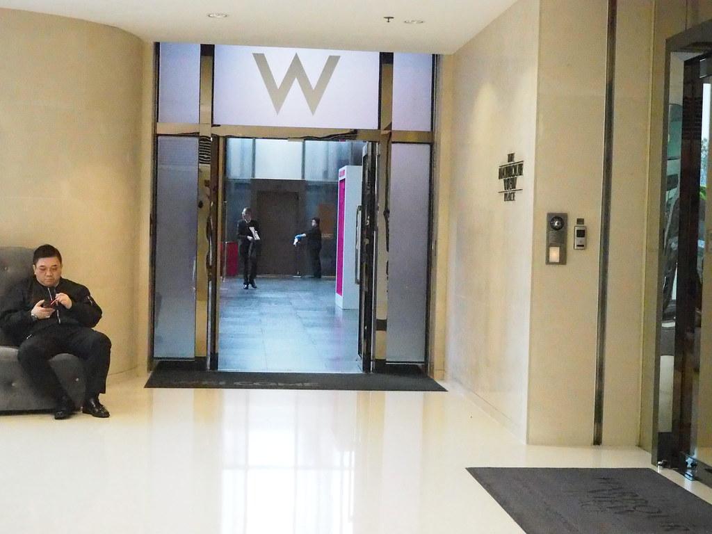 W香港 W HONG KONGロビー
