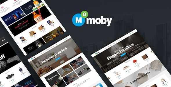 Moby WordPress Theme free download