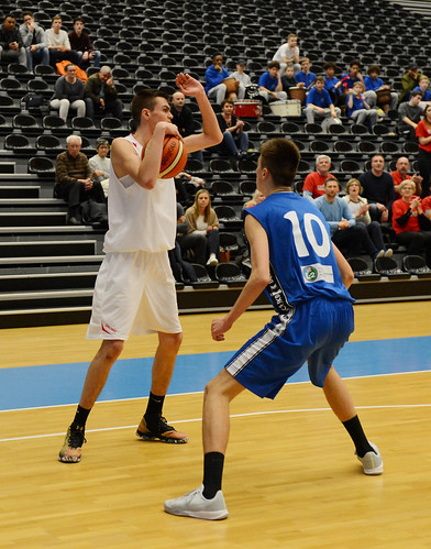 Grande Finale Fribourg Académie U16m -  Swiss Central Basket 39