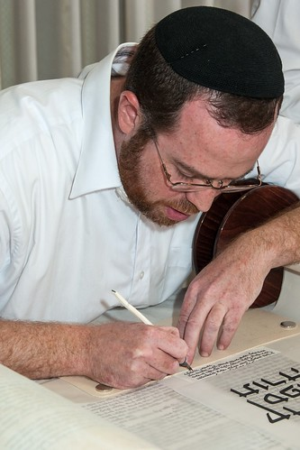 Sofer at work