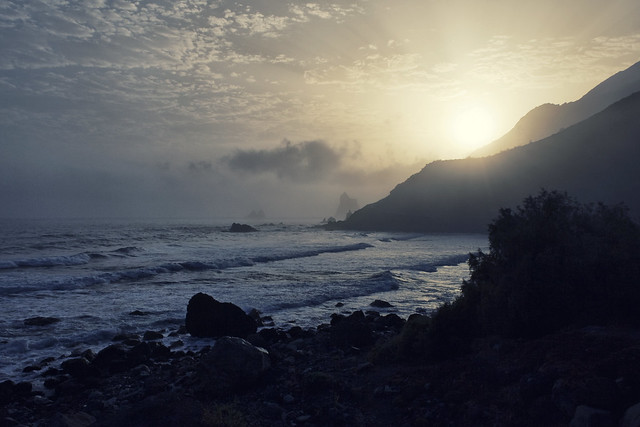 Benijo. Tenerife. Canary Islands