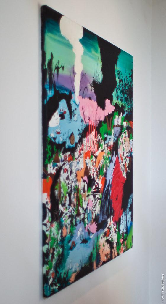 Paula Otegui - Pabellon 04 Arte Contemporaneo - ART Lima