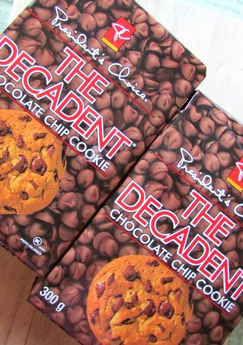 President S Choice Decadent Chocolate Chips