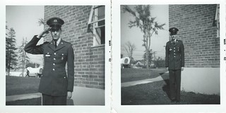 dad young ROTC