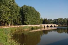 Ponte do Cabeço do Vouga em Lamas do Vouga, Águeda