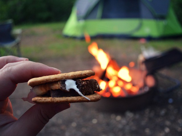 Campfire S'mores | Flickr - Photo Sharing!
