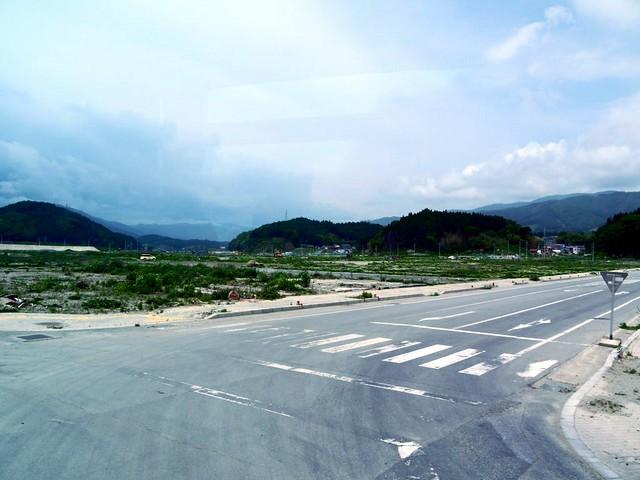2013/06/08 陸前高田 町の様子