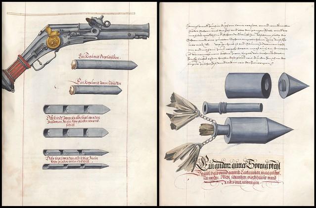 Feuerwerksbuch 253 + 465