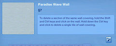 Paradise Wave Wall 3