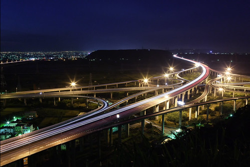 bridge canon landscape highway taiwan getty taichung express 台灣 建築 風景 gettyimages interchange 台中 清水 攝影 交流道 國道 三號 四號 5d2 清水交流道 chingshuei hybai
