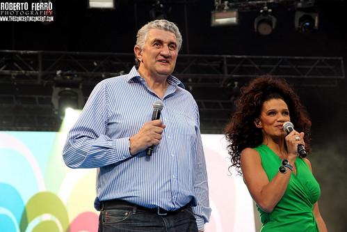 Fernando Romay & Desirée Djambo- Madrid En Concierto