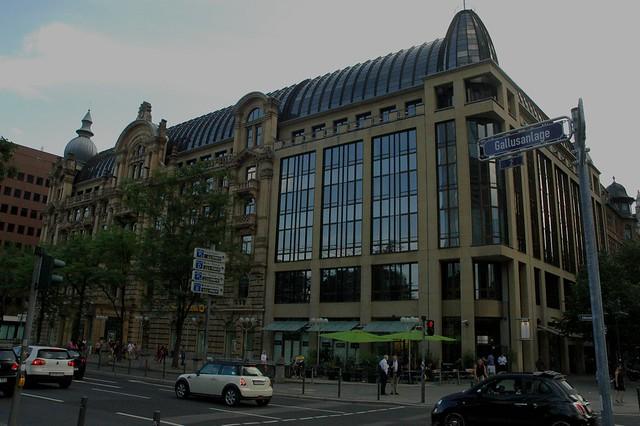 Cafe Frankfurt Main Zentrum