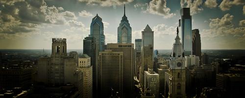 Philadelphia Skyline [EXPLORED]