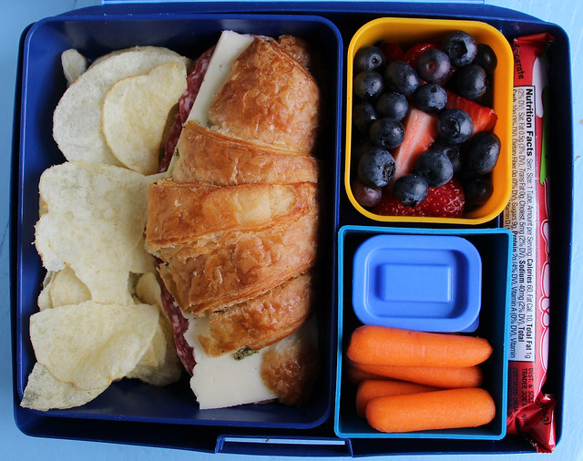 Big Kid Picnic Bento #773