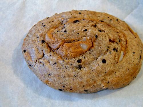 Caramel-Almond Latte Ricotta Cookies