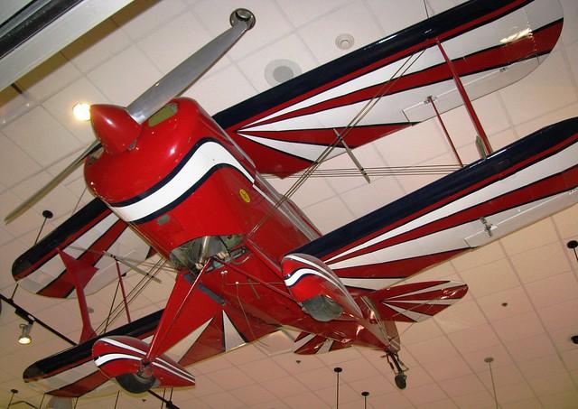 NM587 - Civilian - American - Pitts Special S-1S - Aerobatic Biplane - 1944