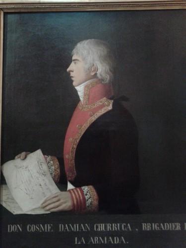 Cosme Damián Churruca