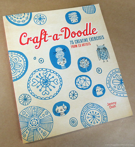 Craft-A-Doodle: Book Cover