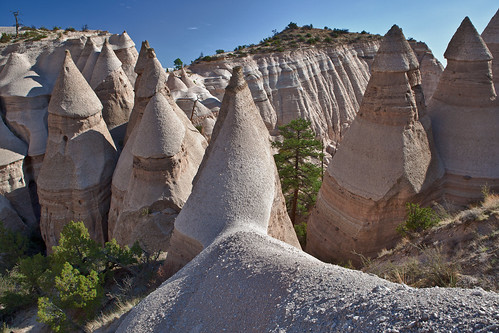 Kasha-Katuwe Tent Rocks NM by mypubliclands