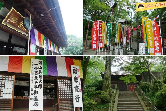 Kawagoe Day Trip 7 - Tobu Koedo Bus Loop - Stop T2