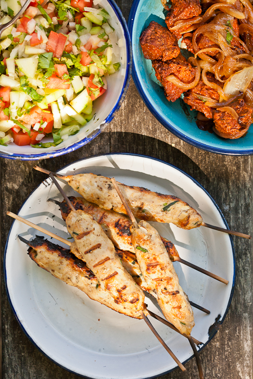 Turkey Seekh Kabab 2