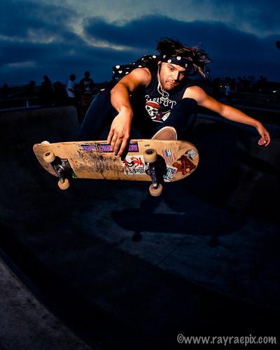 Jared Baxter Venice SkatePark 8-17-13