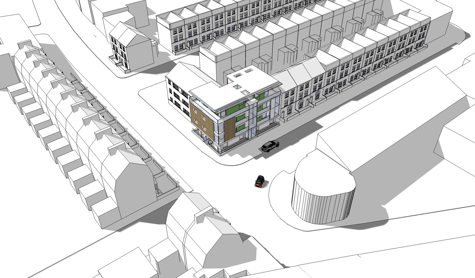 Lewisham Apartment Architects