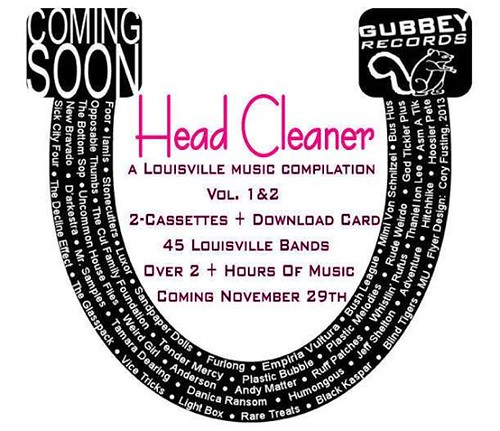 Gubbey Records Head Cleaner