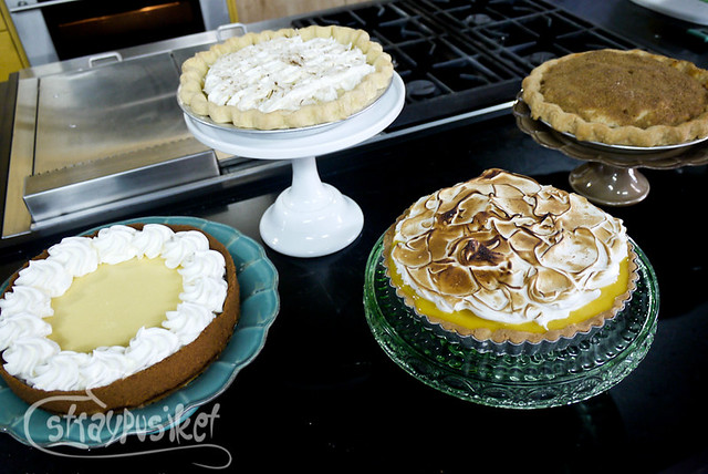Pies and Cheesecakes