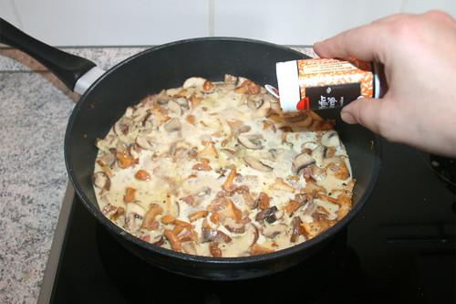 35 - Mit Salz & Pfeffer abschmecken / Taste with salt & pepper