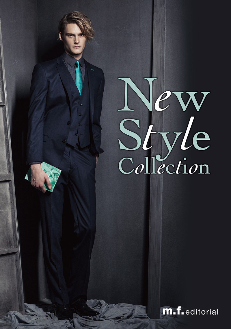 Kye D'arcy0012_TAKA-Q New Style Collection
