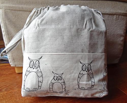 Owl Bag 01