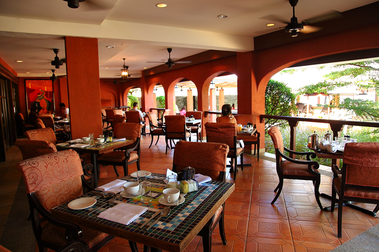 Casa del Mar Breakfast-Area