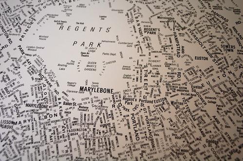 London's Kerning - NoHo