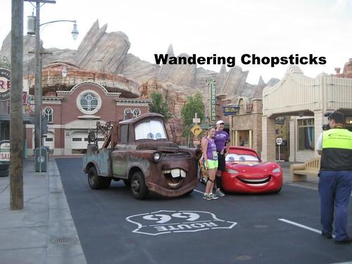 Disneyland Half Marathon - Anaheim 29