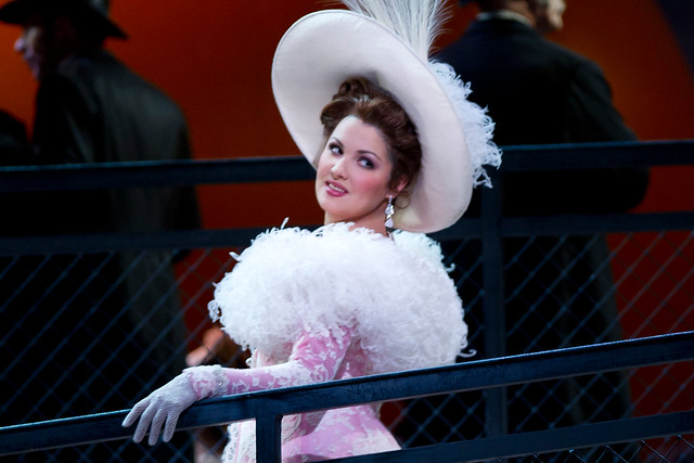 Anna Netrebko in Manon © ROH/Bill Cooper, 2010