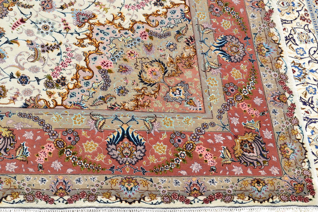 Large Persian Area Rug 9x12-10x13