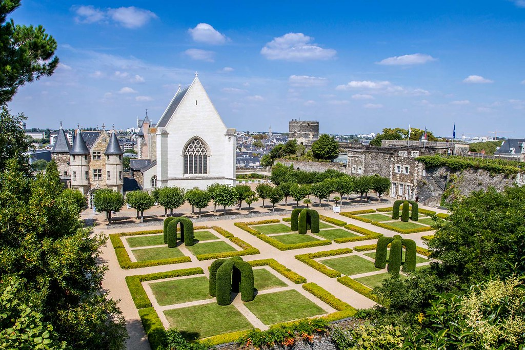 Jardines Angers