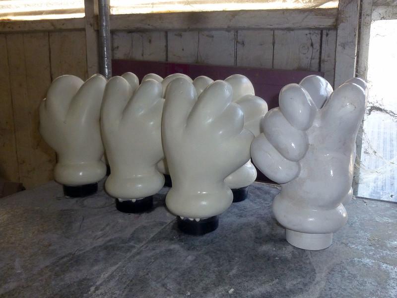 Fundemonium Hand Castings