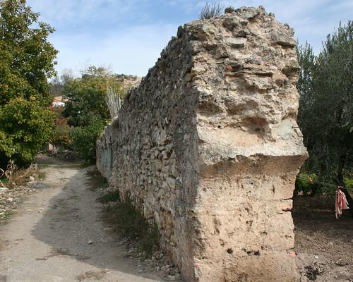 Granada - Calicasas - Resto de Acueducto árabe  37 16' 21 -3 37' 4