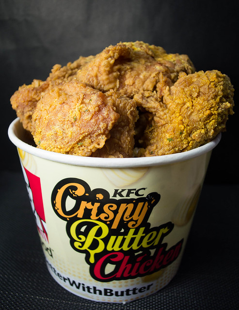 KFC Crispy Butter Chicken