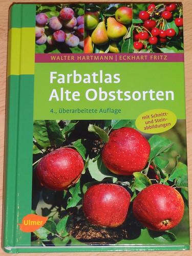 Farbatlas Alte Obstsorten Ulmer 4. Auflage