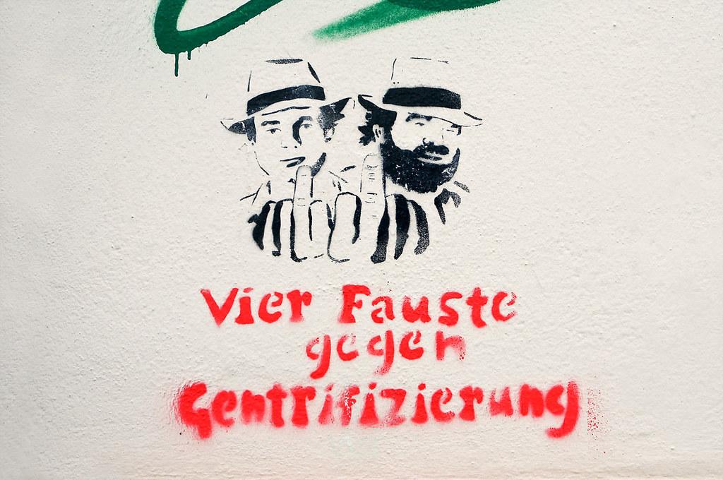 Gentrifizierung Hamburg