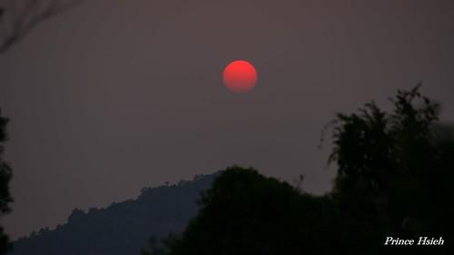 sunset 夕陽 macau 日落 澳門 sigma70300mm sonya850