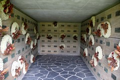 German Ossuary at Huisnes-sur-Mer