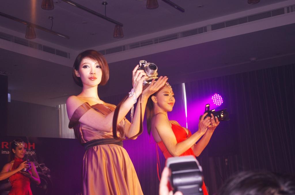 [展覽]Pentax K-3新品發表會