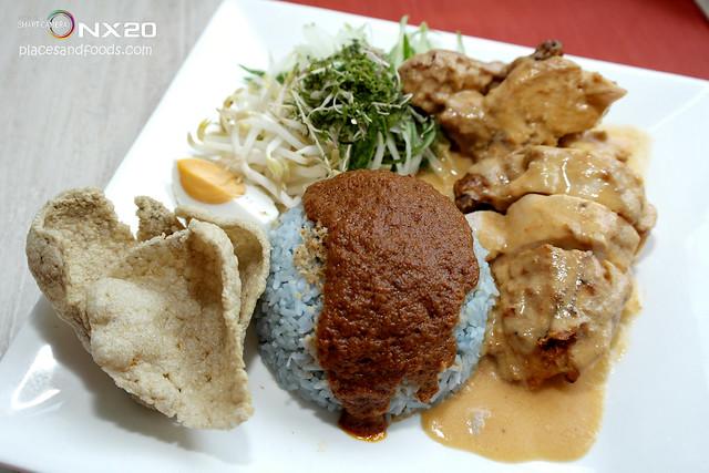 Kelantan Delight ayam percik