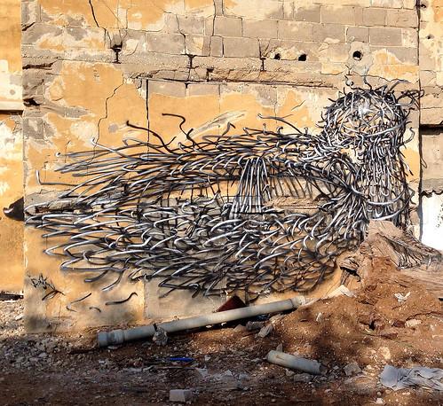 DALeast in Yaffo by LoisInWonderland