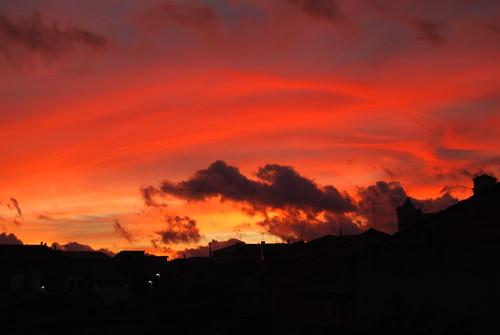 Sunset SanCostantinoCalabro